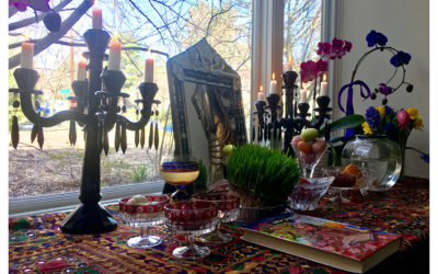 Spring, Nowruz, And The Circle Of Life